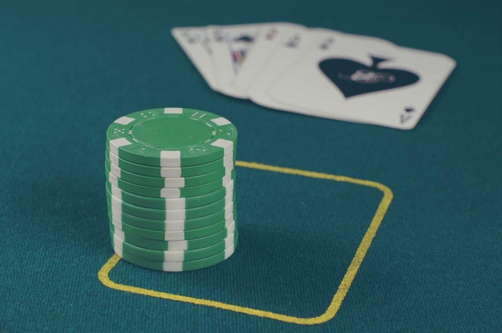 4 bears casino table games